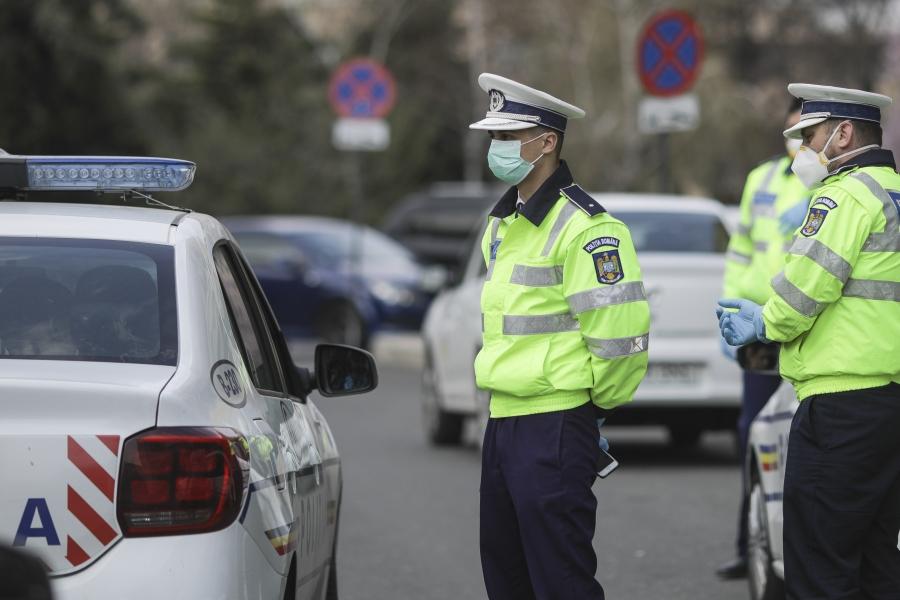Poliție - COVID-19