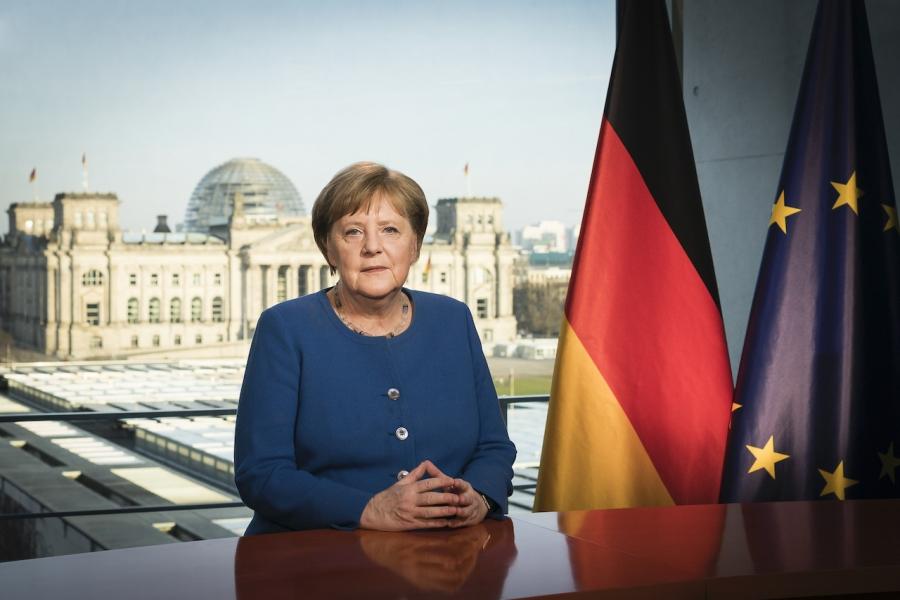 Merkel covid-19