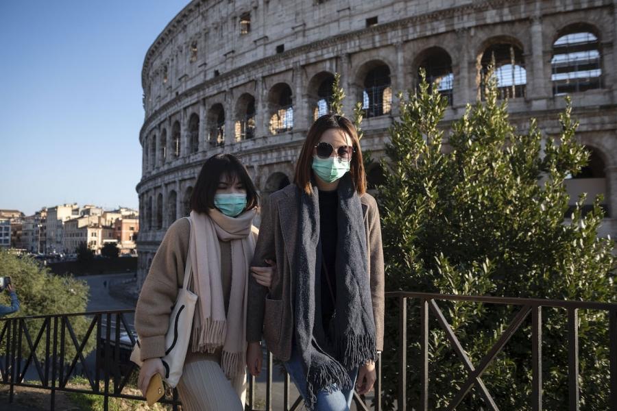 Turiste Roma