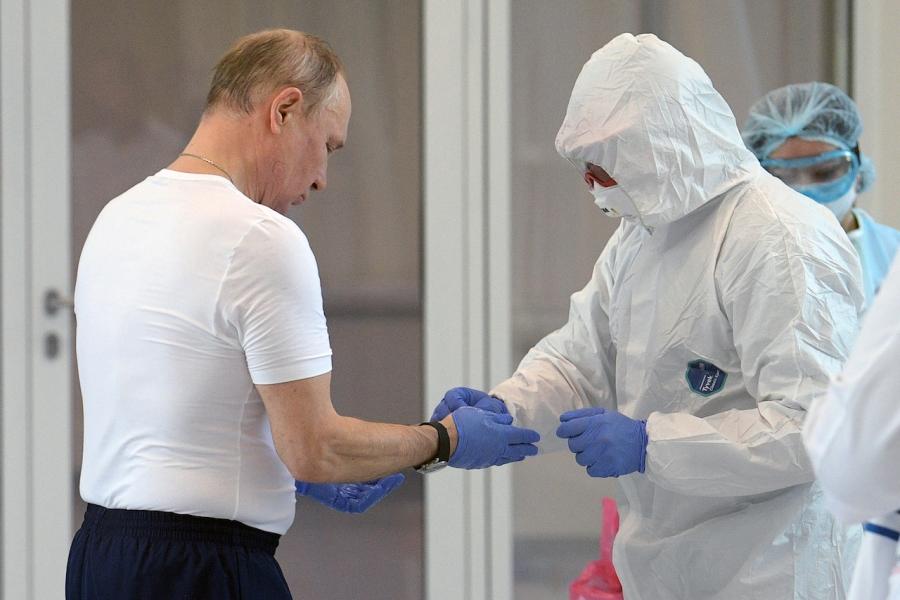 Putin coronavirus