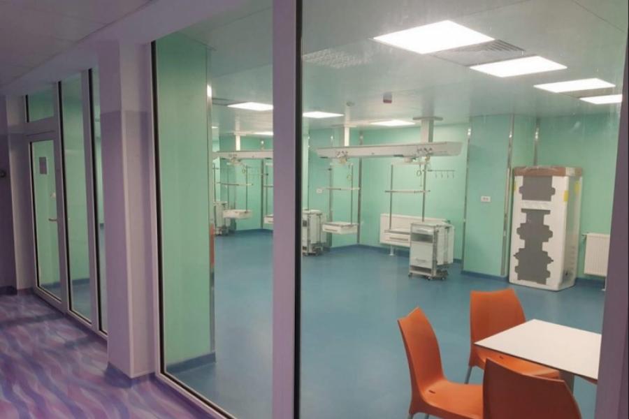 Spital nou Fălticeni