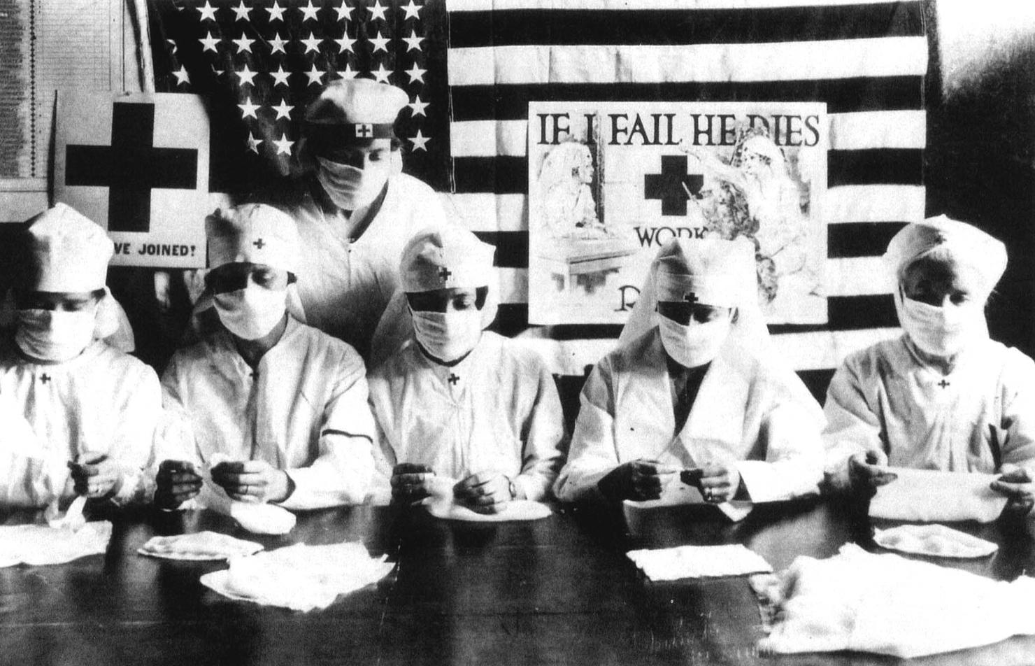 Gripa spaniolă