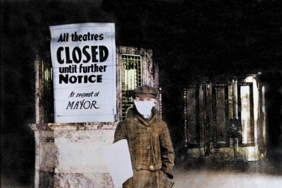 Gripa spaniola - Profimedia