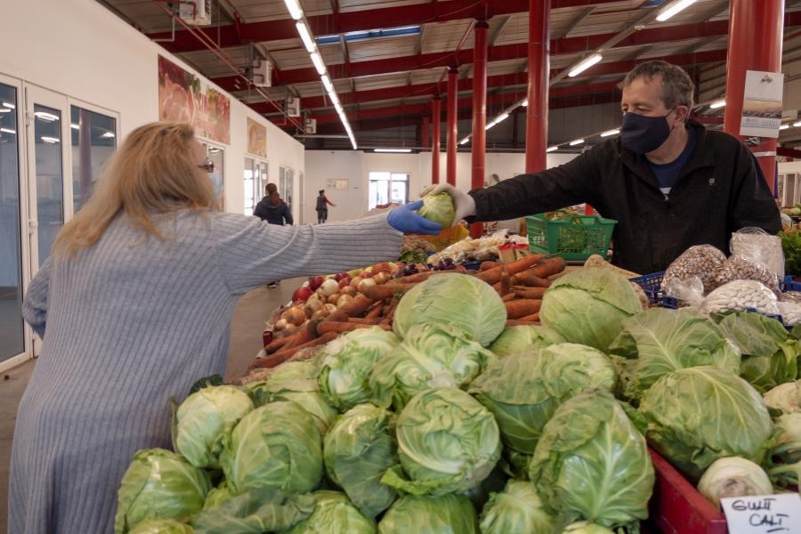 Piata agroalimentară