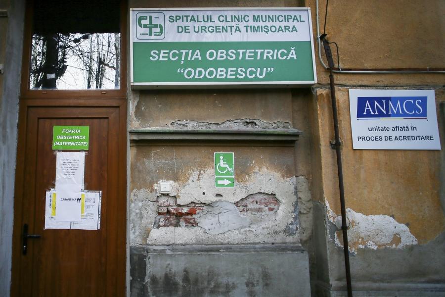 Maternitatea Odobescu