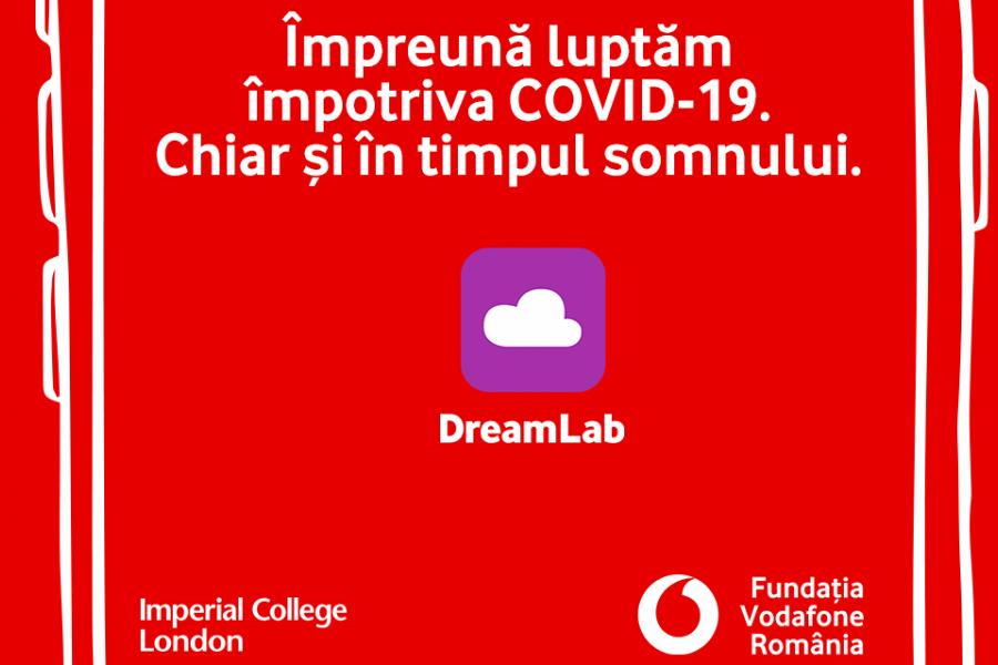 Aplicația DreamLab sprijină lupta împotriva COVID-19