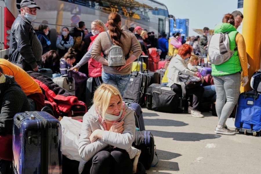 Aeroport Cluj, plecare Germania
