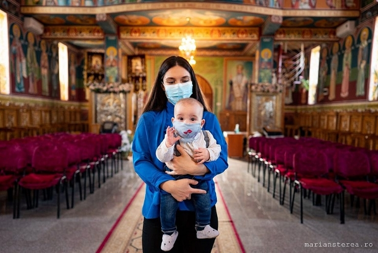 botez in vreme de pandemie