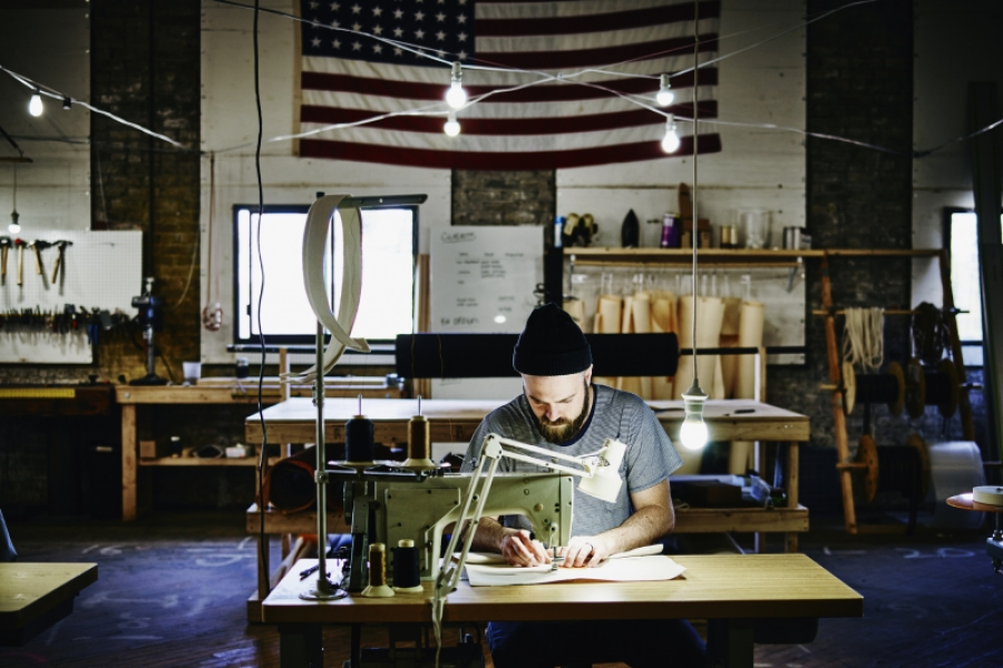 antreprenor - barbat - Foto Guliver/Getty Images