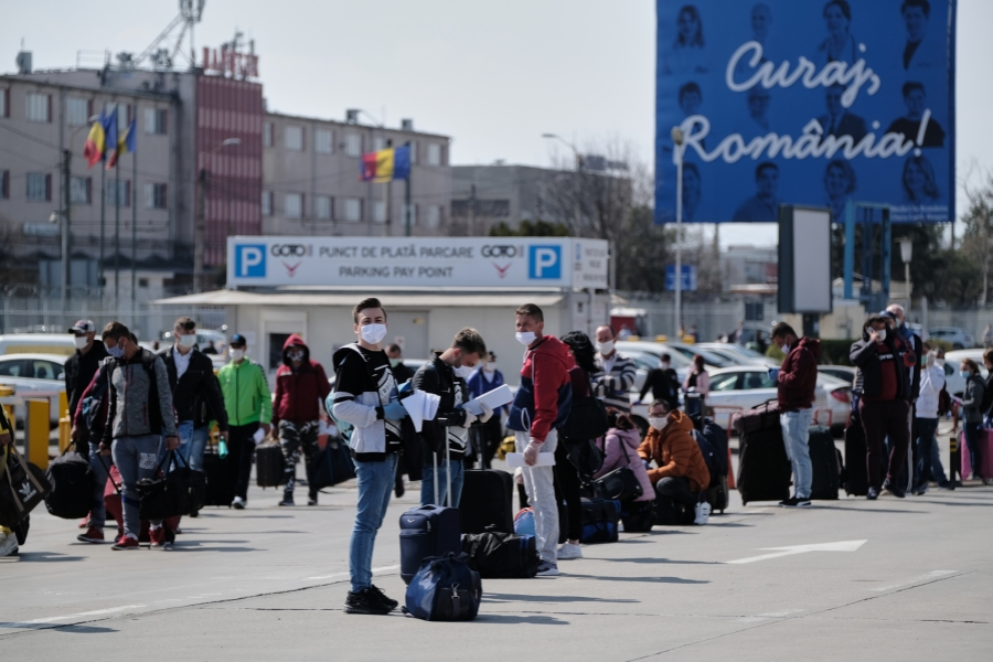 aeroportul cluj - Foto Inquam Photos / Raul Stef