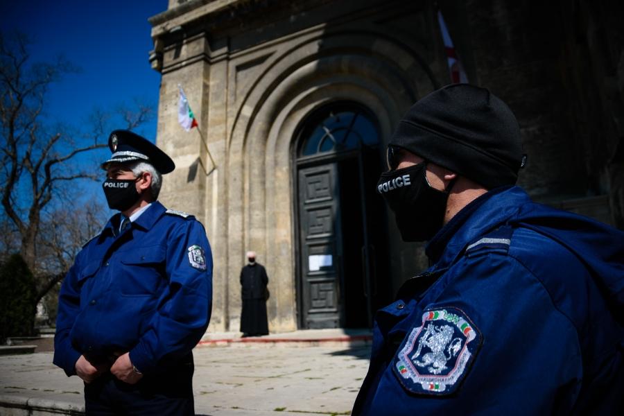 Polițiști bulgari