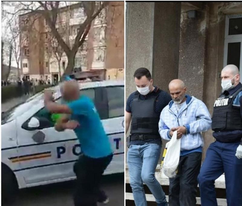 infractor - Foto Facebook Traian Berbeceanu