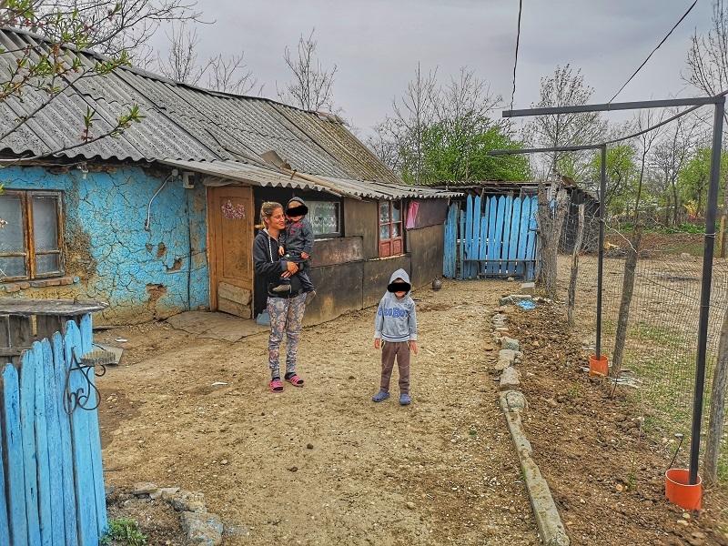 saracie - copii - Foto World Vision Romania