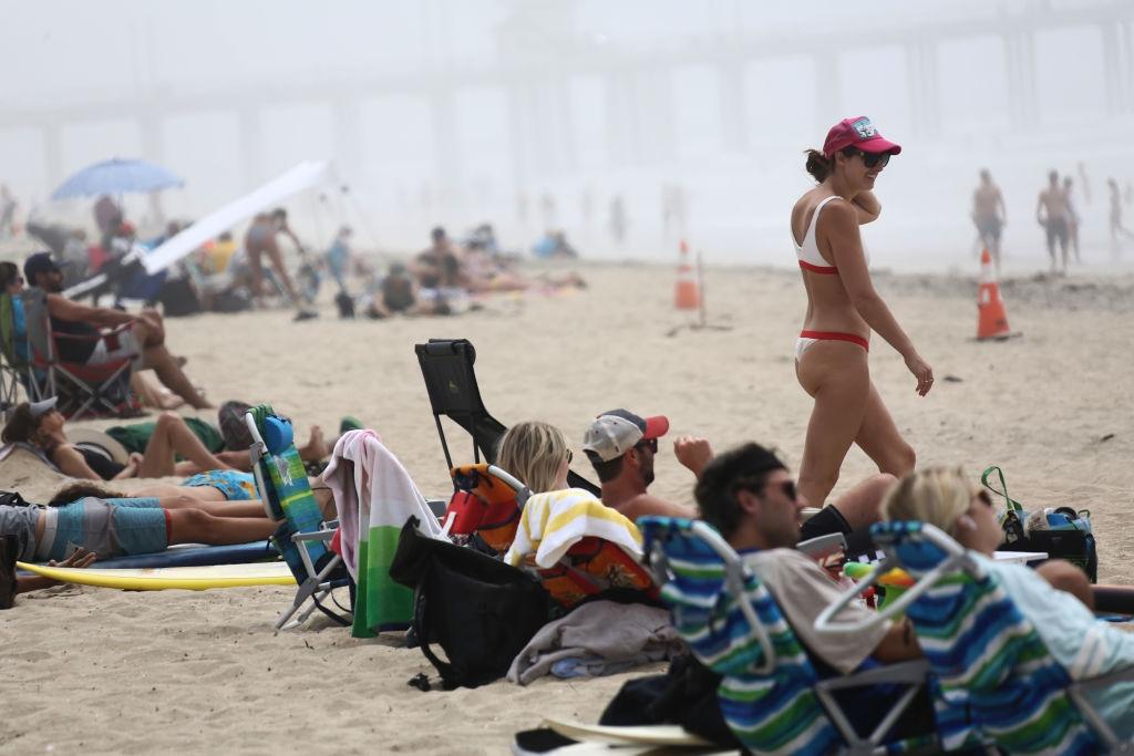 Plajă California