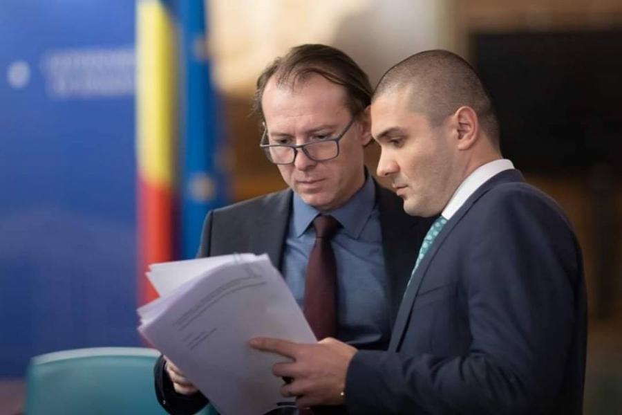 Florin Citu - Guvern - Foto  Ministerul Finanţelor Publice