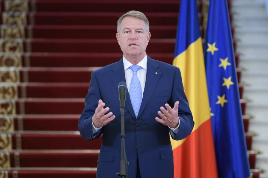 KLaus Iohannis - 28 apr - presidency.ro