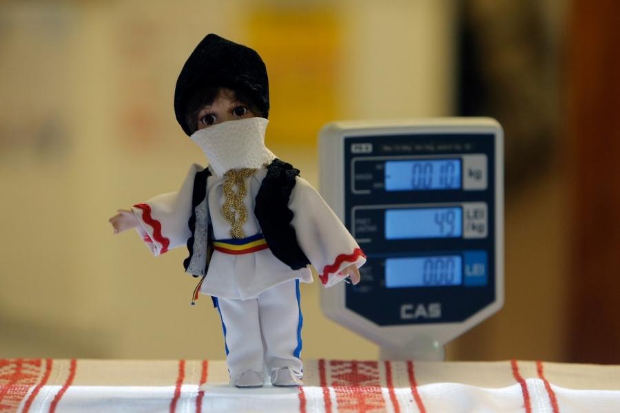 cumparaturi - covid - (Foto :Xinhua News/ Profimedia)