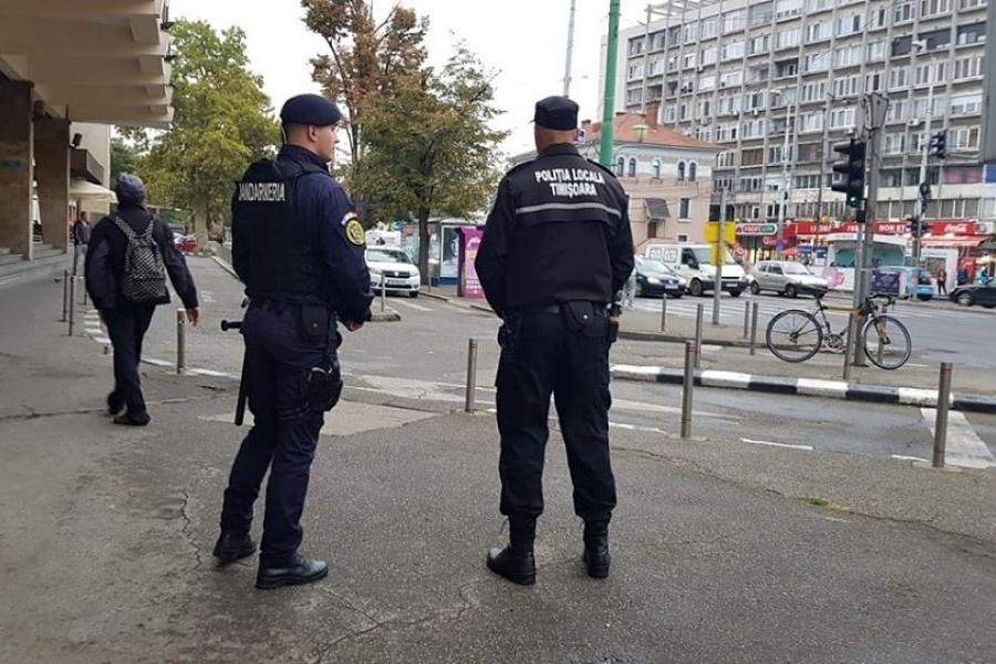 Politia Locala Timisoara - Foto Facebook/Directia Politia Locala Timisoara ·