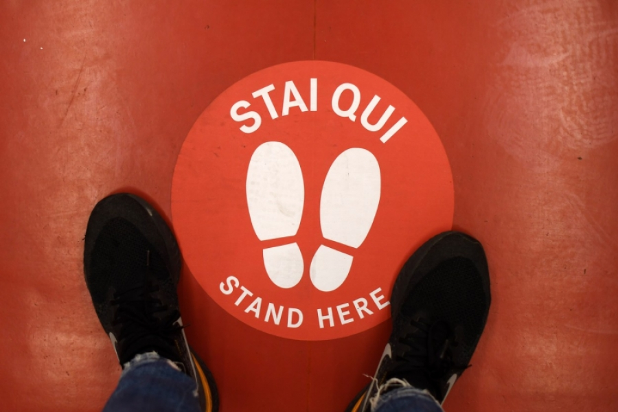 stand here - (Foto Xinhua/ Zuma Press/ Profimedia)