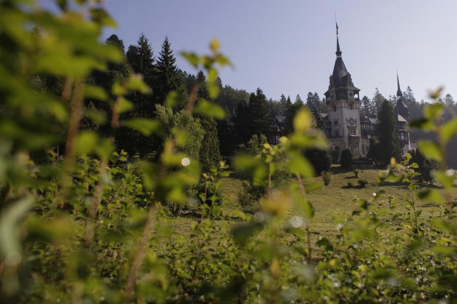 Castelul Peleș - Octav Ganea/ Inquam