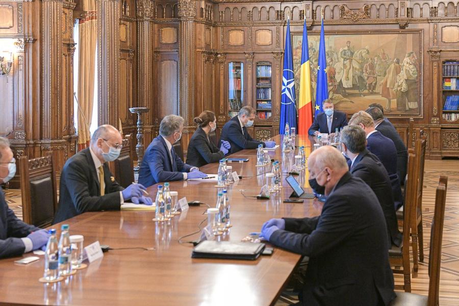 Cotroceni - Foto presidency.ro