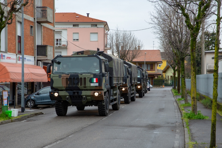 Camioane Bergamo