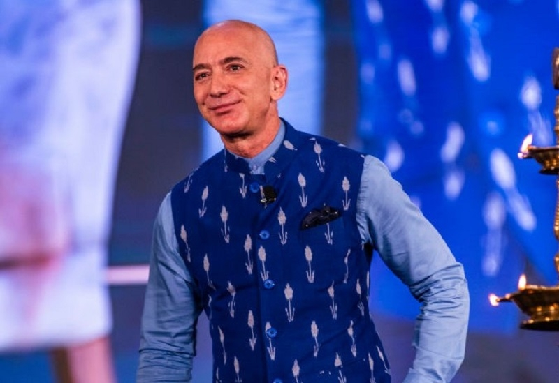 Jeff Bezos - Foto Guliver/Getty Images