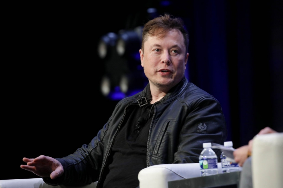 Elon Musk - Foto Guliver/Getty Images