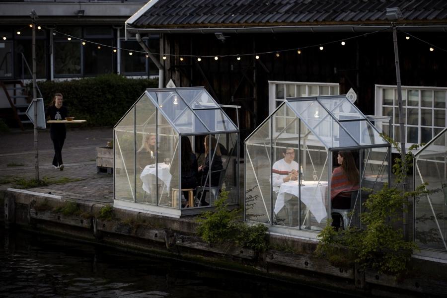 terasa in Amsterdam - Robin VAN LONKHUIJSEN / AFP / Profimedia