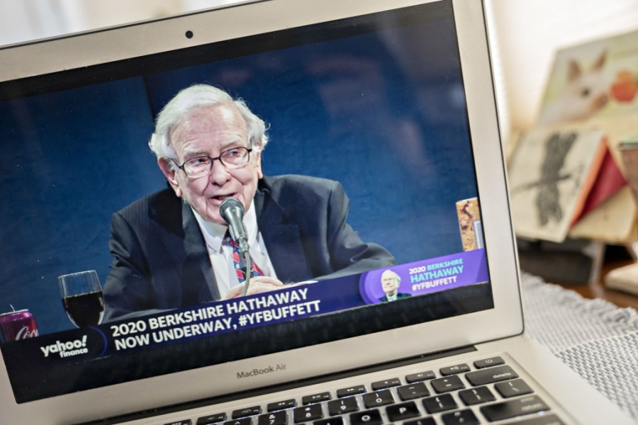 Warren Buffett - Foto Guliver/Getty Images