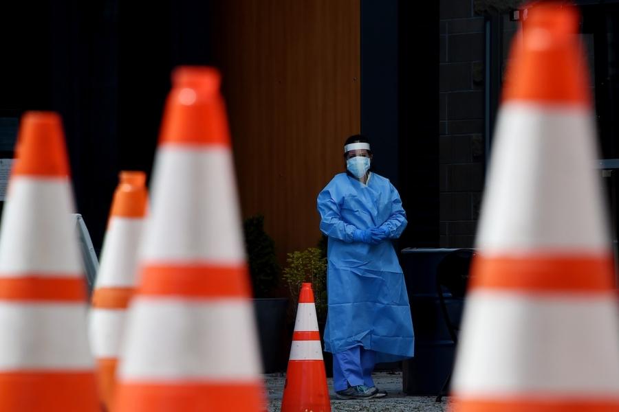 pandemie - Foto Olivier Douliery/ AFP/ Profimedia