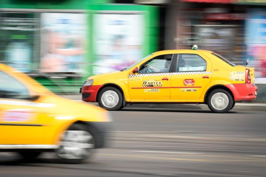 taxi - strada - Foto Jaap Arriens / ddp USA / Profimedia)