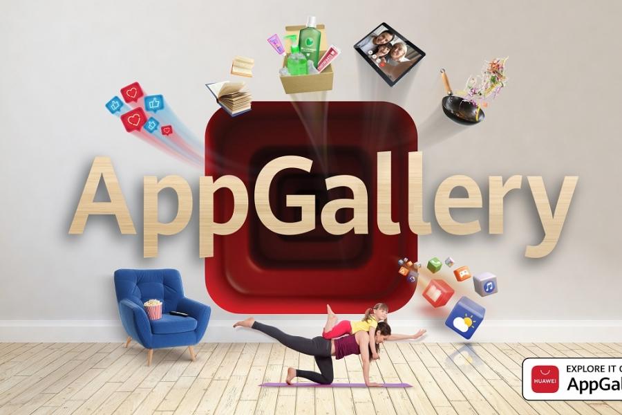 AppGallery - Huawei