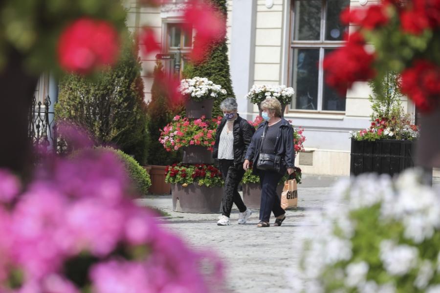Viață cotidiană, stare de alertă, Iași