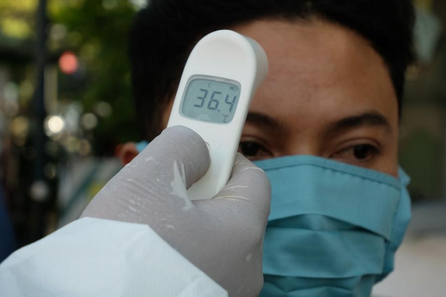 Măsurarea temperaturii