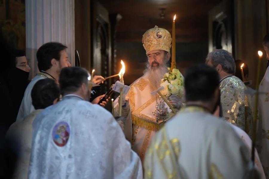 Arhiepiscopia Tomisului  - Teodosie  - foto FB