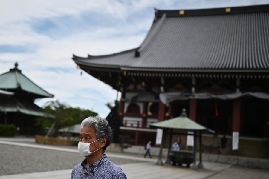 japonia - Foto: Charly Triballeau/ AFP / Profimedia