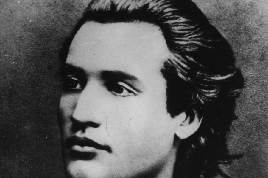 Mihai Eminescu, poet