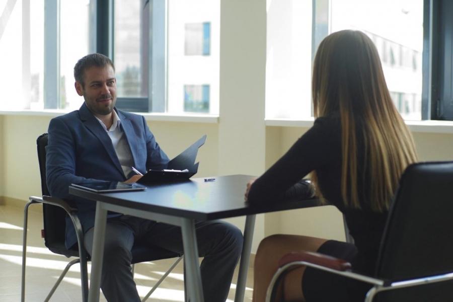 interviu angajare - Foto: Viktor Allin / Alamy / Profimedia