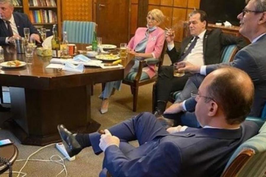 Ziua lui Ludovic Orban
