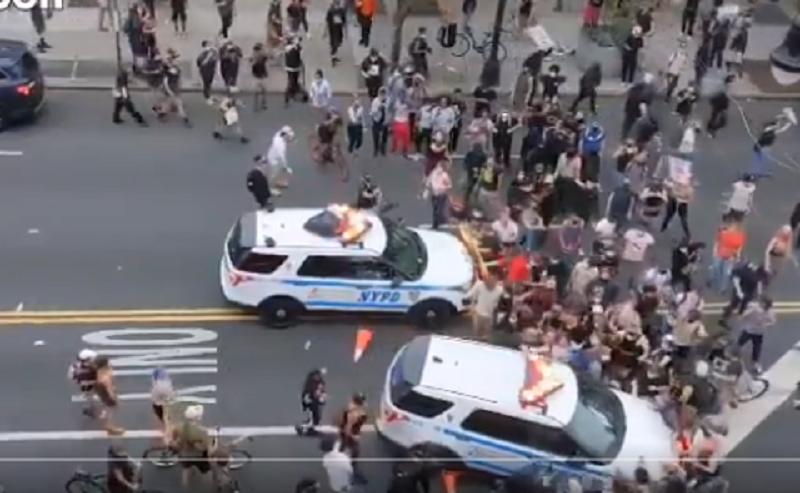 NYPD violente