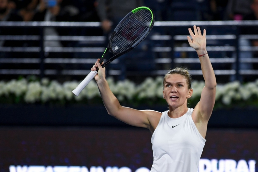 Simona Halep - KARIM SAHIB / AFP / Profimedia