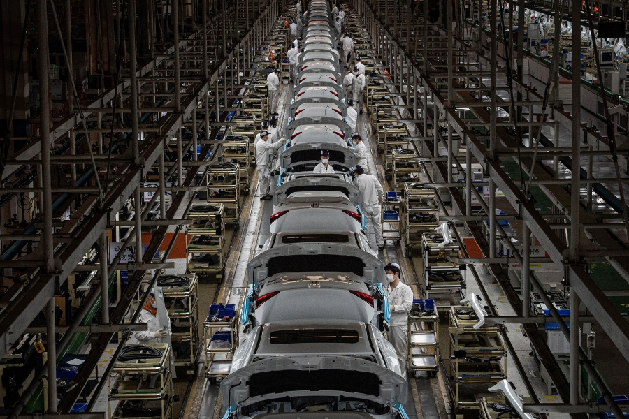 Industrie China