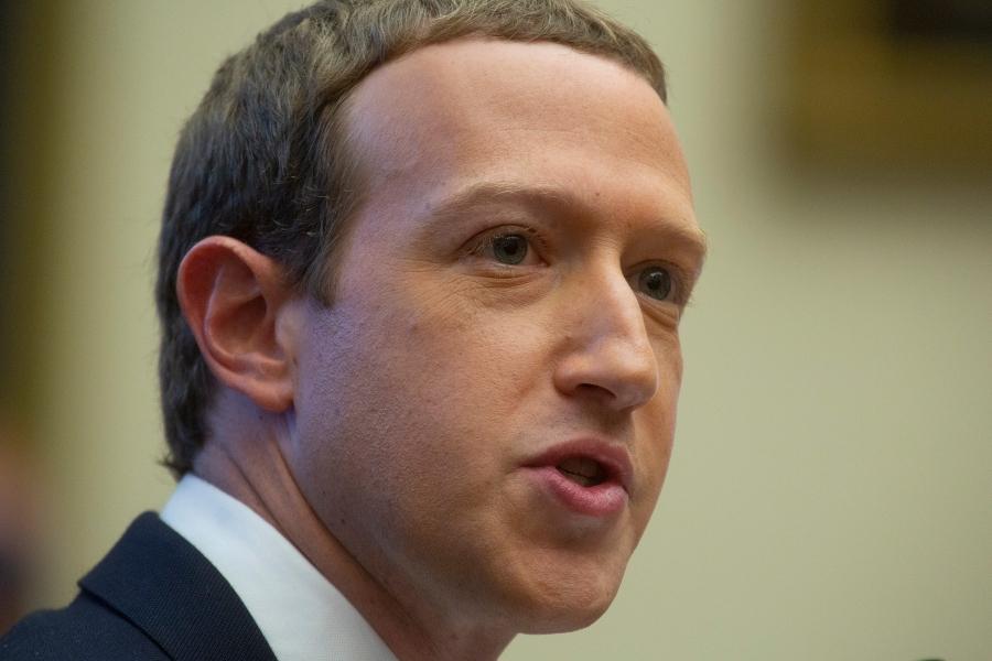 Mark Zuckerberg - Foto CNP / ddp USA / Profimedia