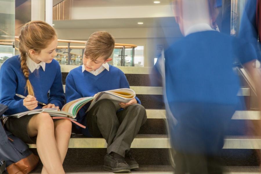 copii - scoala - Foto: Chris Ryan / Caia Image / Profimedia)