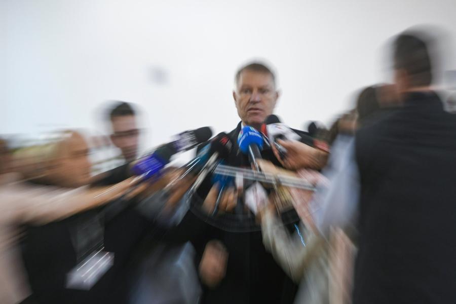 Klaus Iohannis - Foto: Alberto Grosescu / Alamy / Alamy / Profimedia)