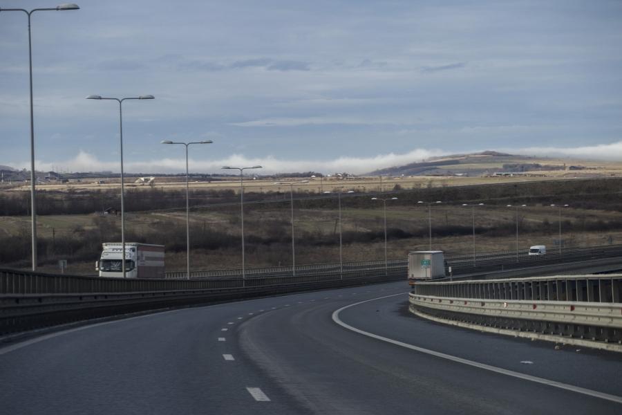 infrastructura rutiera - autostrada - Foto Inquam Photos / Alexandra Pandrea)