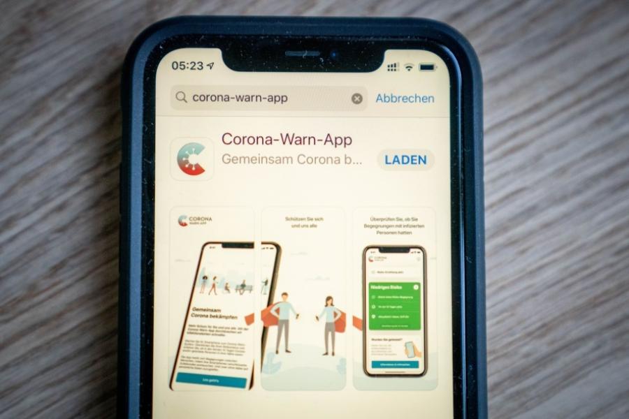 Corona-Warn-App.