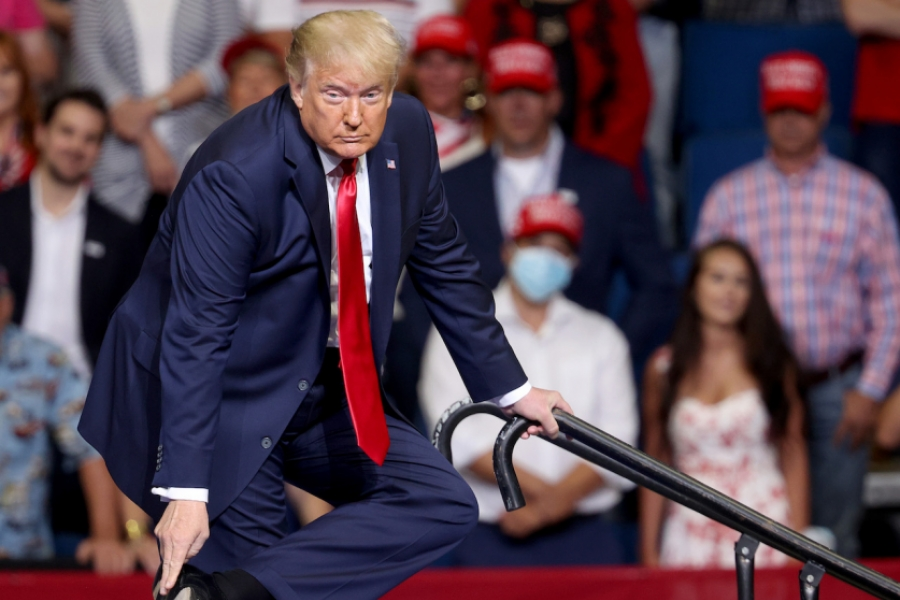 Trump Tulsa