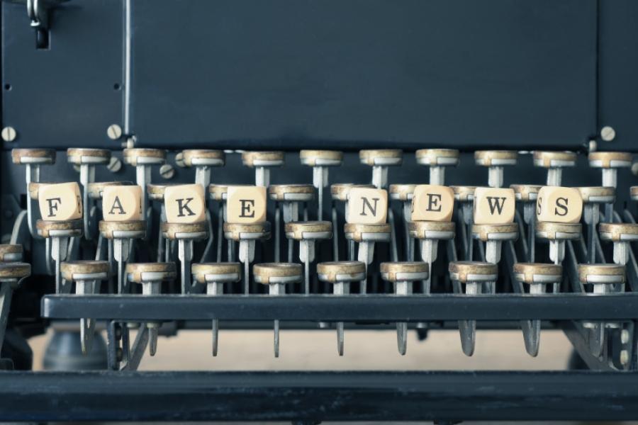 fake news -  (Foto Andreas Berheide/ Panthermedia/ Profimedia)
